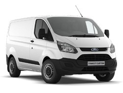 Medium Van Rental
