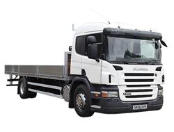 drop side truck