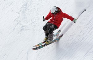 Van Hire Skiing