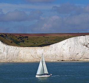Cliffs White Of Dover