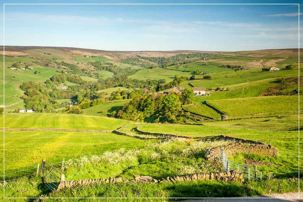 Discover West Yorkshire