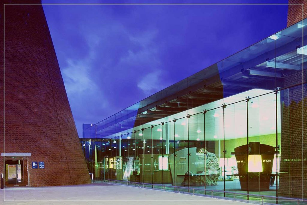 World of Glass Museum in St Helens